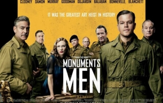 THE MONUMENTS MEN (12A)