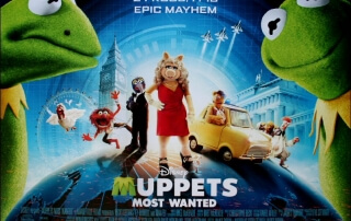 MUPPETS MOST WANTED (U)