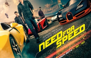 NEED FOR SPEED (12A)