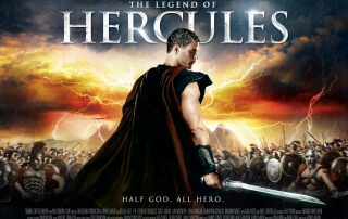THE LEGEND OF HERCULES (12A)