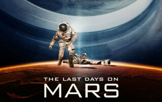 THE LAST DAYS ON MARS (15)