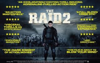 The Raid 2 (Review)