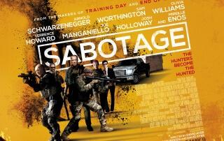 Sabotage (Review)