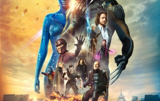 X-MEN: DAYS OF FUTURE PAST (12A)