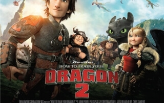 How To Train Your Dragon 2 (Review)