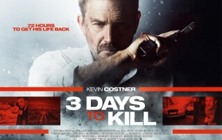 3 DAYS TO KILL (12A)