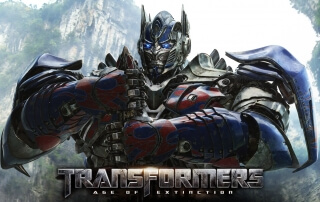 TRANSFORMERS: AGE OF EXTINCTION (12A)