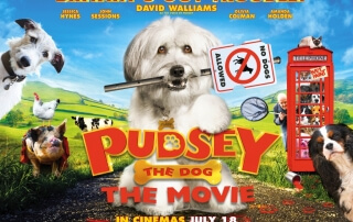 PUDSEY THE DOG: THE MOVIE (U)