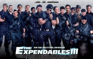 THE EXPENDABLES 3 (12A)