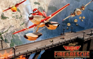 PLANES 2: FIRE AND RESCUE (U)