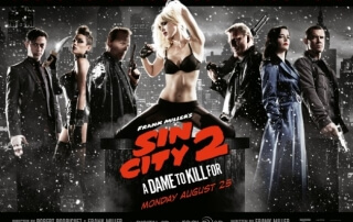 SIN CITY 2: A DAME TO KILL FOR (18)