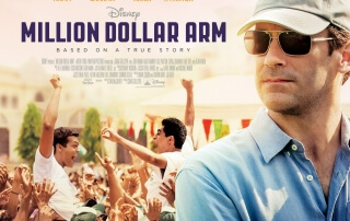 MILLION DOLLAR ARM (PG)