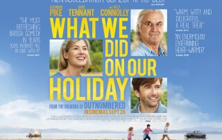 What We Did On Our Holiday (Review)