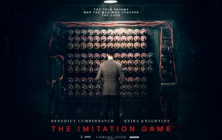 THE IMITATION GAME (12A)
