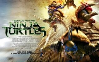 TEENAGE MUTANT NINJA TURTLES (12A)