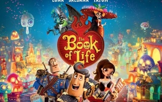 THE BOOK OF LIFE (U)