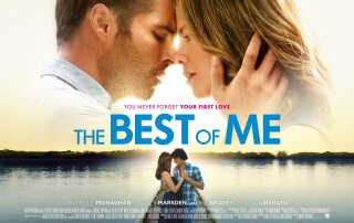 THE BEST OF ME (12A)