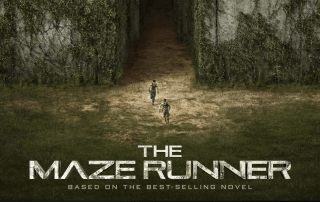 THE MAZE RUNNER (12A)