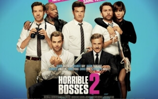Horrible Bosses 2 (Review)