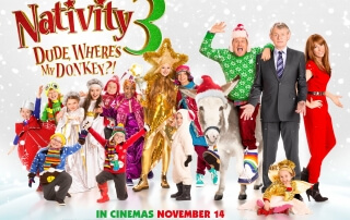 NATIVITY 3: DUDE, WHERE'S MY DONKEY?! (U)