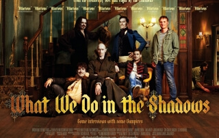 What We Do In The Shadows (Review)
