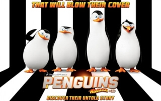 THE PENGUINS OF MADAGASCAR (U)