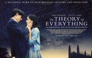 The Theory of Everything (Review)
