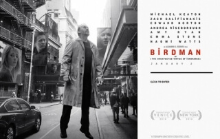 Birdman, Or (The Unexpected Virtue of Ignorance) (Review)