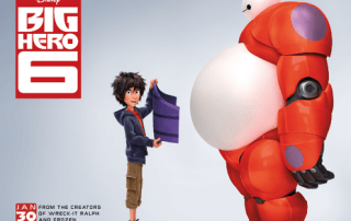 BIG HERO 6 (PG)