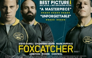 Foxcatcher (Review)