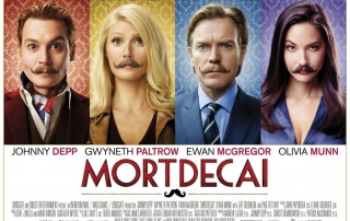 Mortdecai (Review)