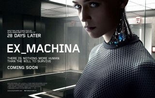 Ex Machina (Review)