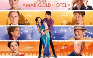 The Second Best Exotic Marigold Hotel (Review)