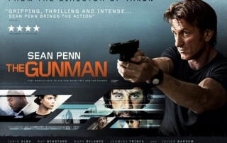 The Gunman (Review)