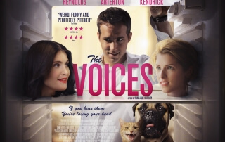 The Voices (Review)