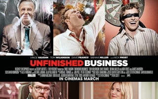 Unfinished Business (Review)