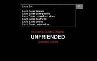 Unfriended (Review)