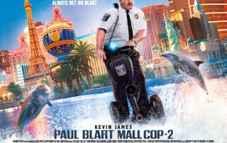 PAUL BLART: MALL COP 2 (PG)