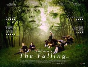 The-Falling-UK-Quad-Poster