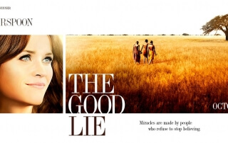 THE GOOD LIE (12A)