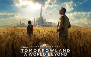 TOMORROWLAND: A WORLD BEYOND (12A)