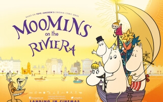MOOMINS ON THE RIVIERA (U)
