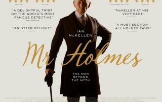 Mr. Holmes (Review)
