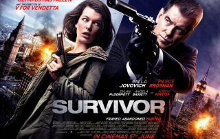 Survivor (Review)