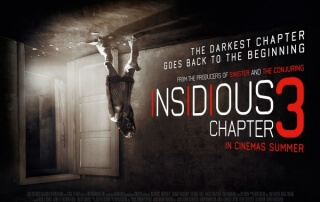 Insidious: Chapter 3 (Review)