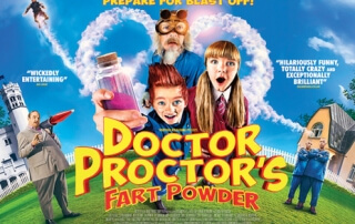 DOCTOR PROCTOR'S FART POWDER (PG)