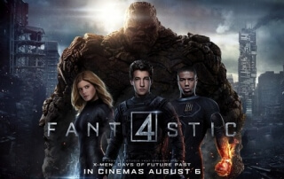 Fantastic Four (Review)