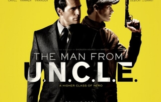 THE MAN FROM U.N.C.L.E (12A)