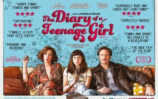The Diary of a Teenage Girl (Review)