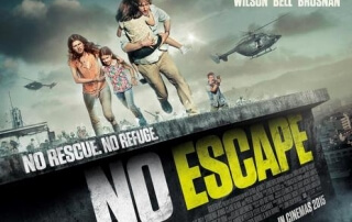 NO ESCAPE (15)